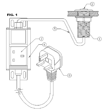 Configuration of air switch