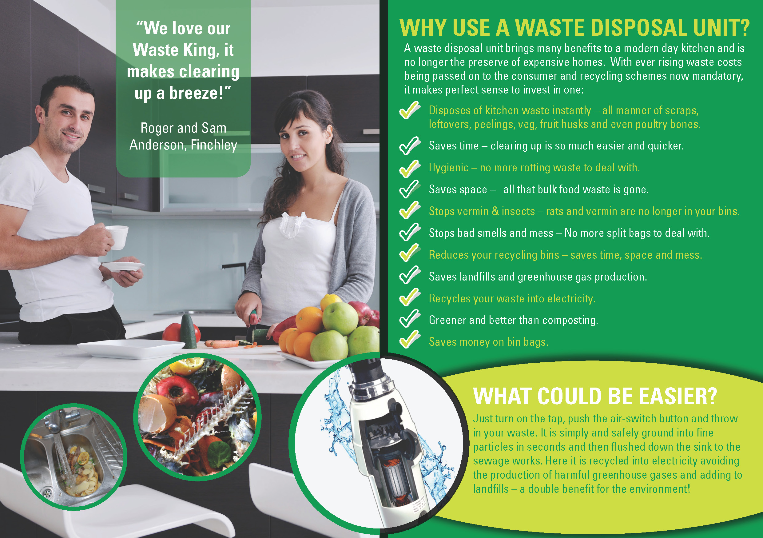 Why Invest in a Waste Disposer