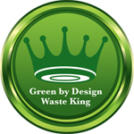 Green by design logo