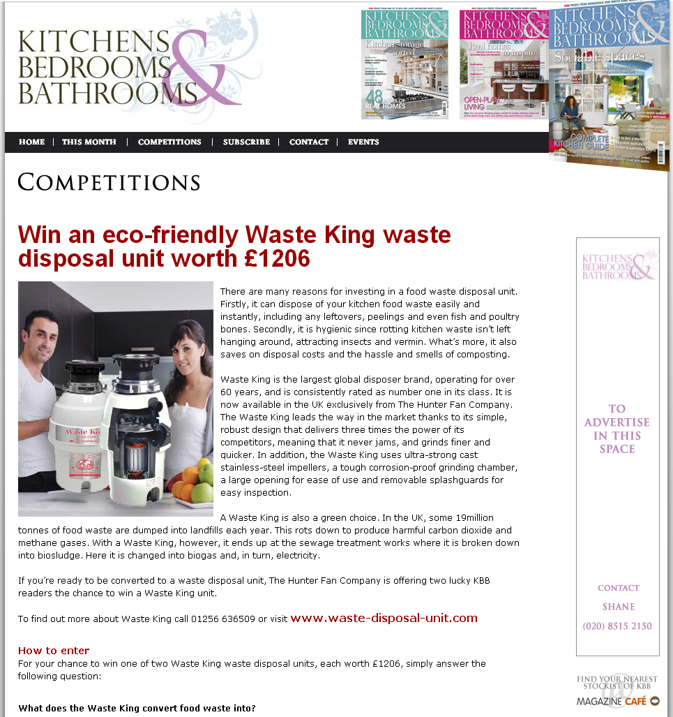 KBB Competition