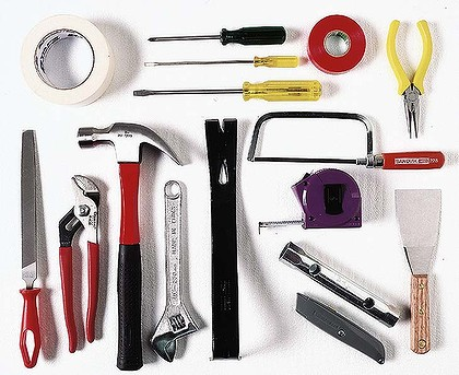 Checklist of basic tools you should have at home waste king disposal units waste king - Household tools ...