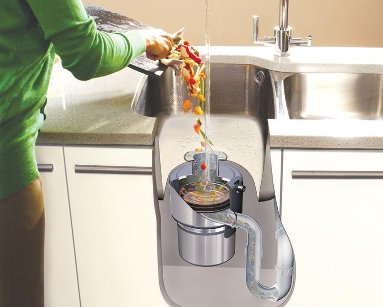 Kitchen Food Waste Disposal Units