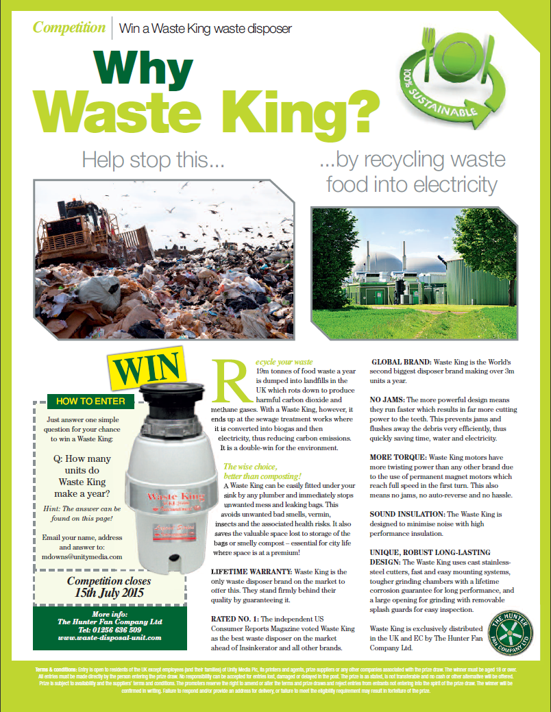 Waste_King_competition