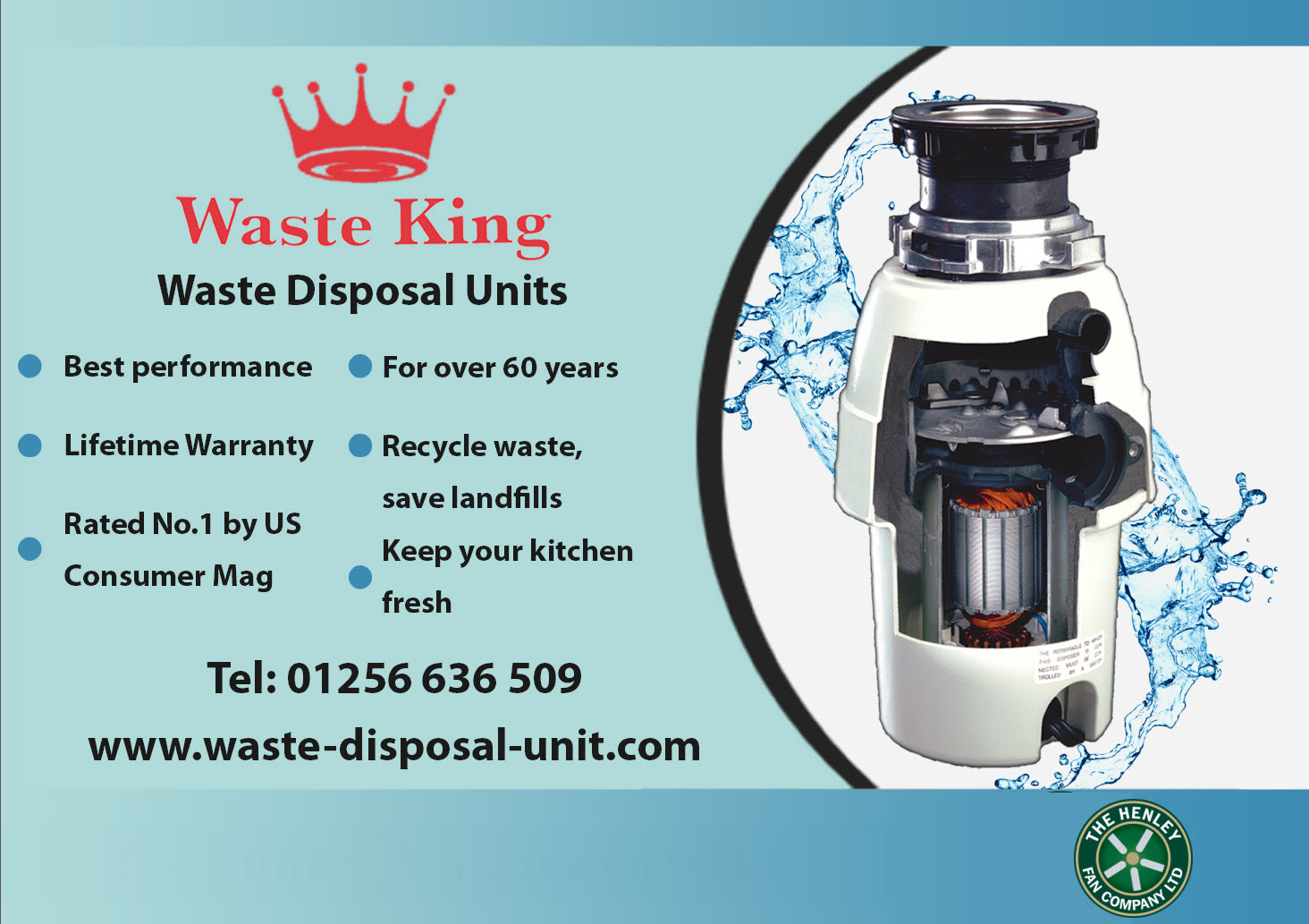 Waste King Price Promotion
